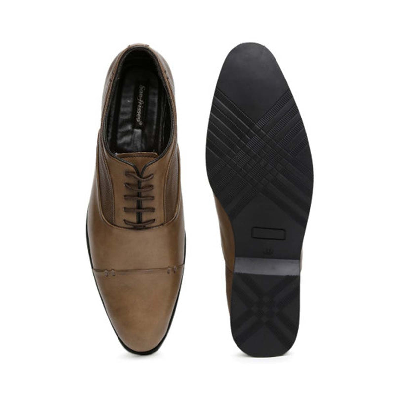 Brown Formal Lace-ups Oxford