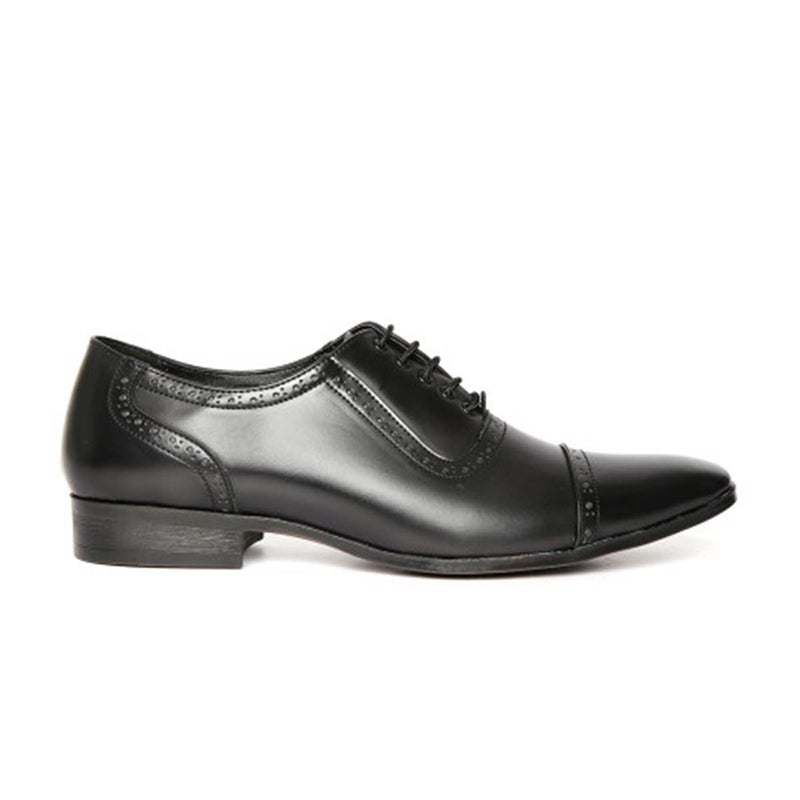 Black Formal Lace-ups Oxford
