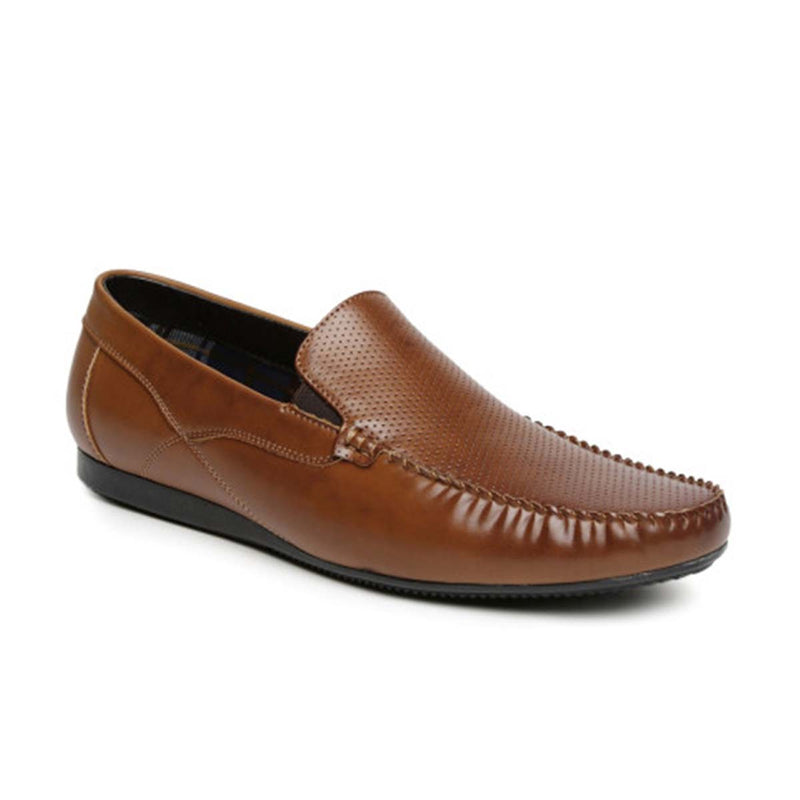 Cognac Casual Loafers