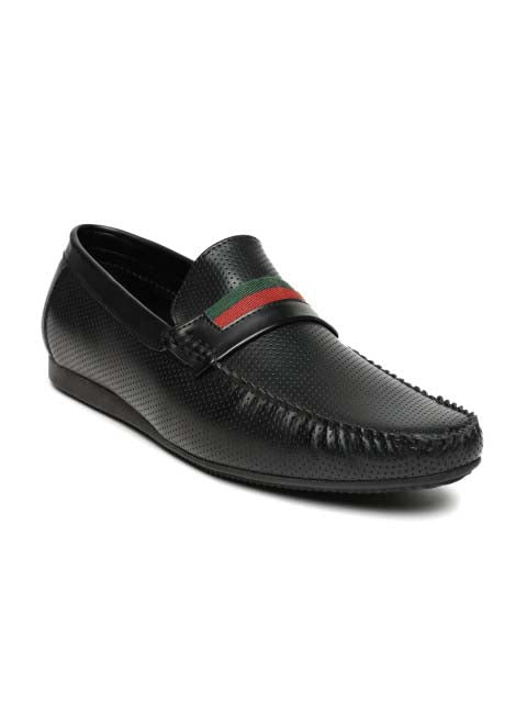 Black modish Loafer