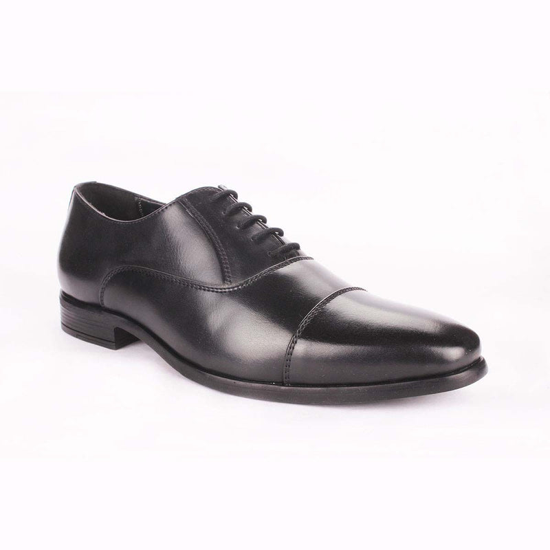 Black Oxford Lace-ups