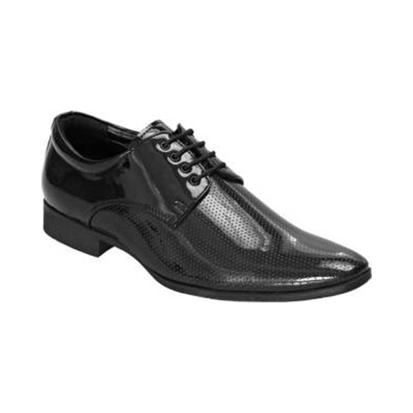 San Frissco Black Formal Derby For Man's