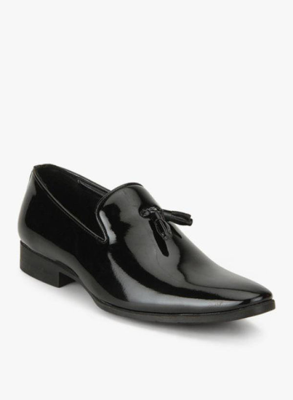 San Frissco Men Black Formal Shoes