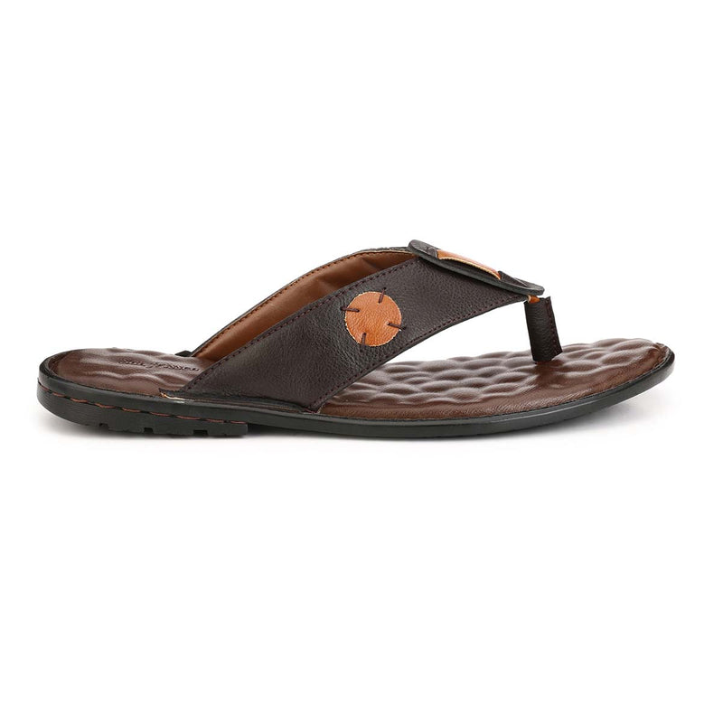 San Frissco Men's Slip On  Slippers