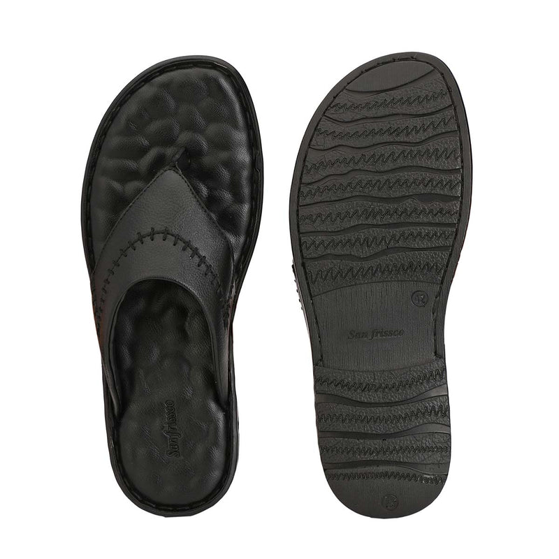 San Frissco mens casual slippers