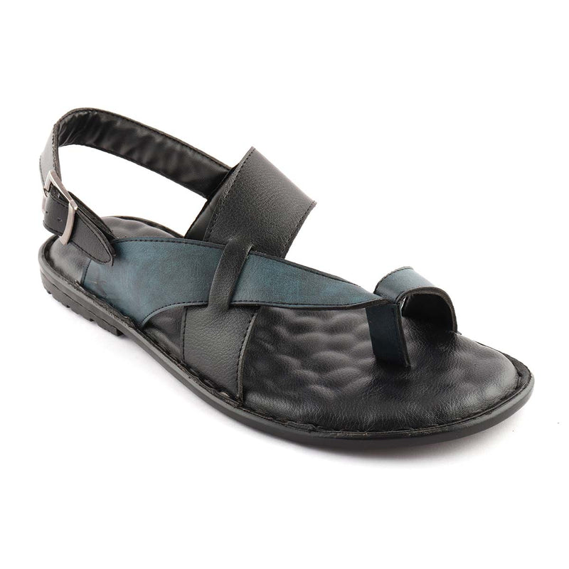 San Frissco Men Black Slipers