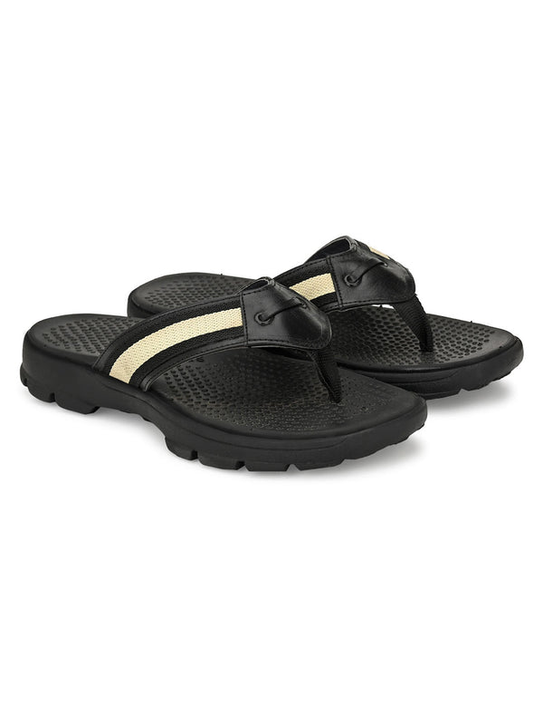 Triology Black Slipper