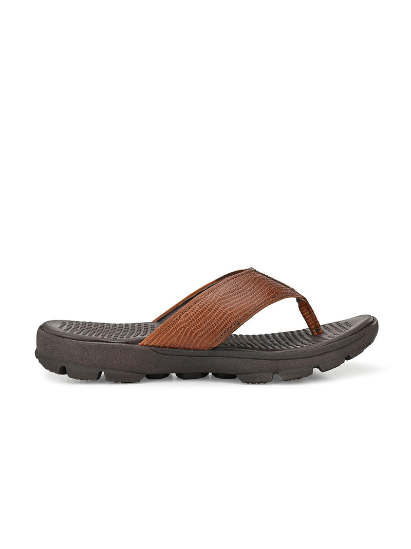 SF Tan Comfort Slippers