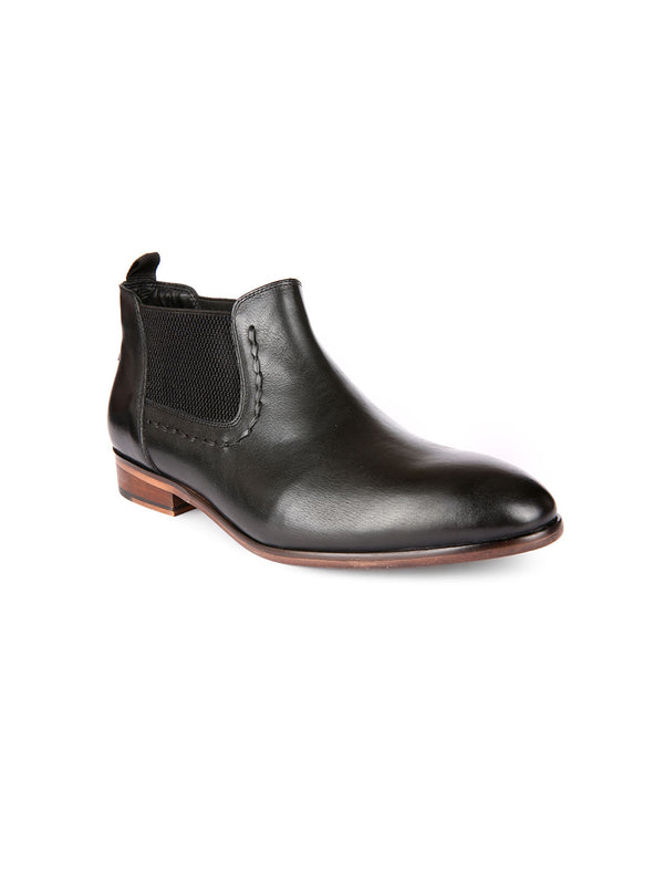 Godfather Black Boots