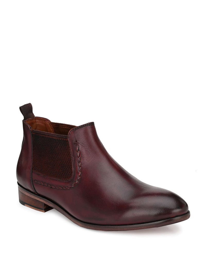 Godfather Cherry Boots