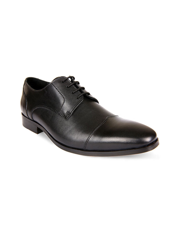 Louis Black Oxford Shoes