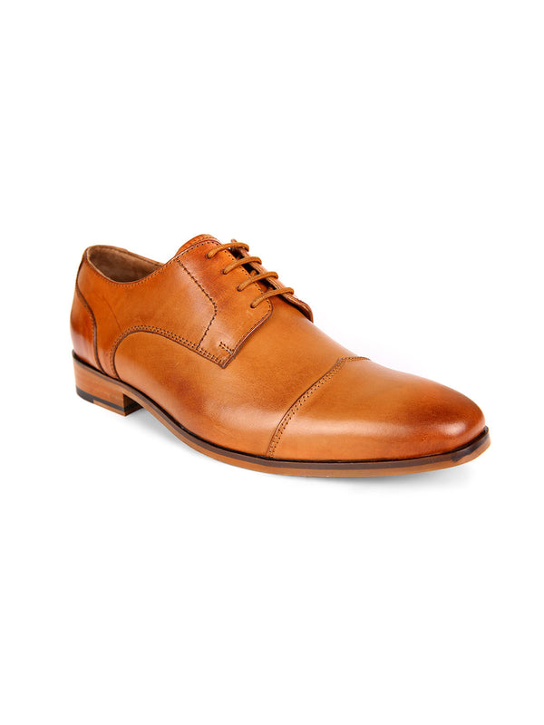 Louis Tan Oxford Shoes