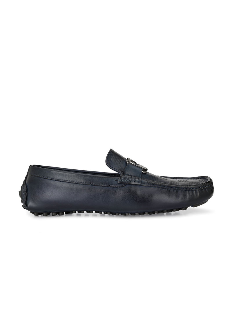 Imperial Blue Moccasin