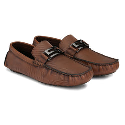 Tan Loafers