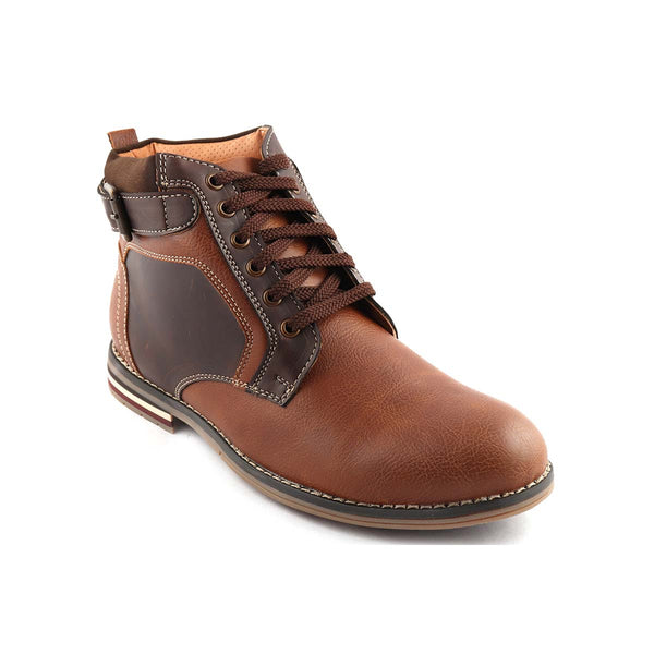 San Frissco Men Brown Casual Shoes