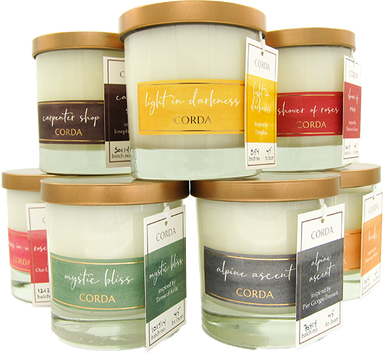Pick 6 Candle Sampler - Free US Shipping
