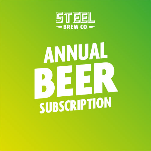 Beer Subscription Annually