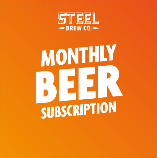 Beer Subscription Monthly