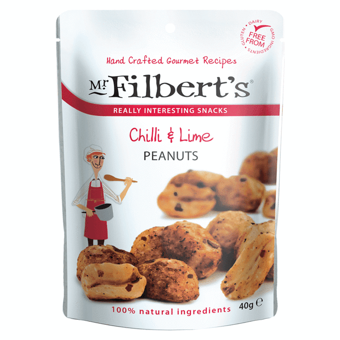 Mr Filberts Nuts