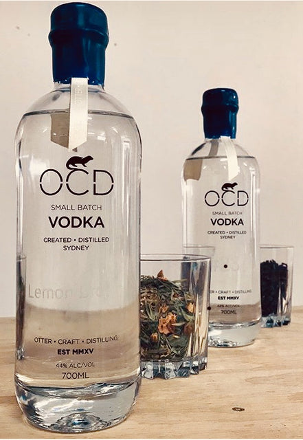 OCD x Botanical Vodka's