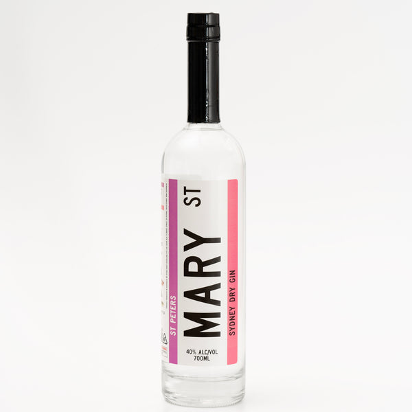 Mary St Gin by OCD
