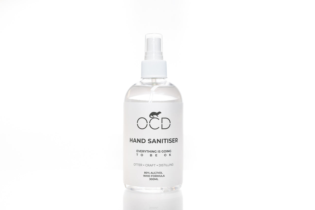 Hand Sanitiser 300ML Min order of 2 Online or Pick Up Individually