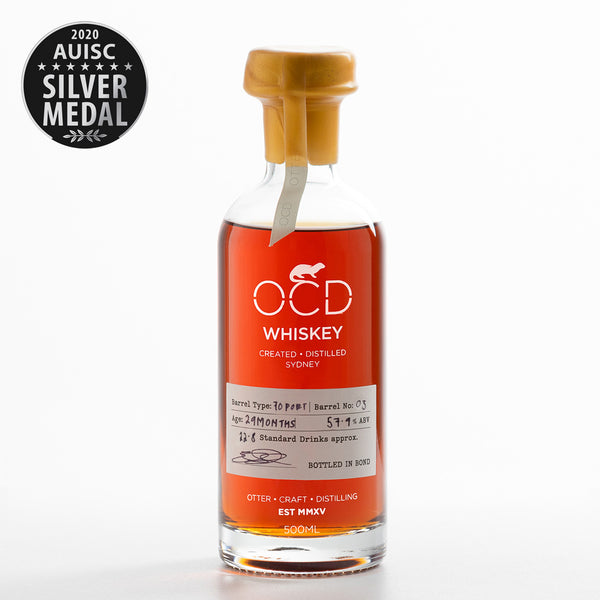 OCD Whiskey Limited Edition Barrel 03