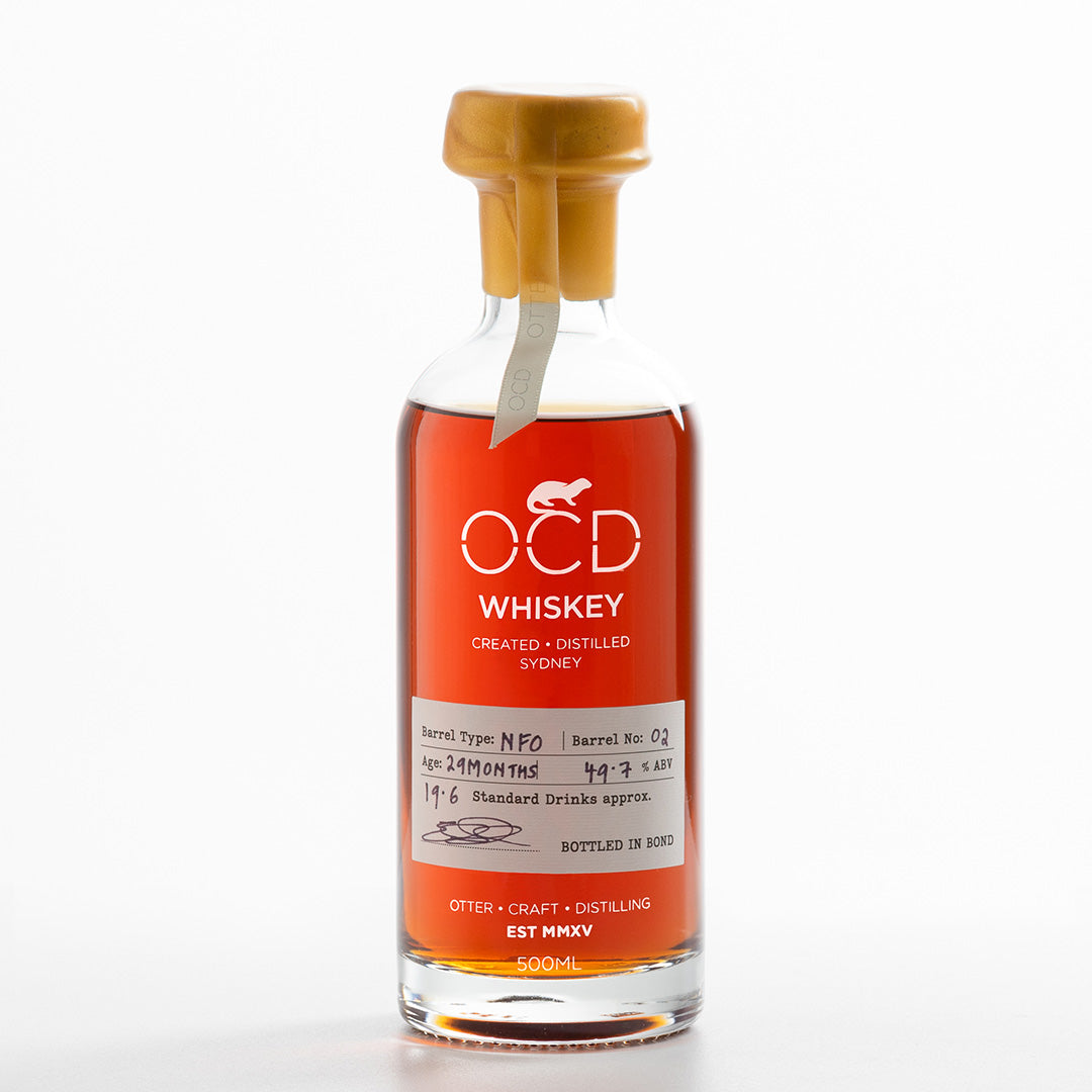 OCD Whiskey New French Oak Limited Edition Barrel 2
