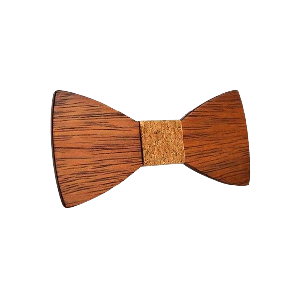 Wooden Bow Tie - <br/> The Walnut Tree