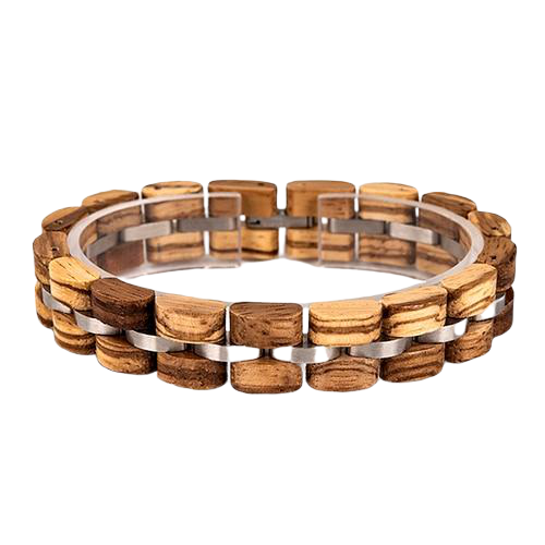 Zebrawood Bracelet for Women