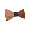 Chic Wooden Bow Tie