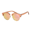 Pink Wooden Sunglasses