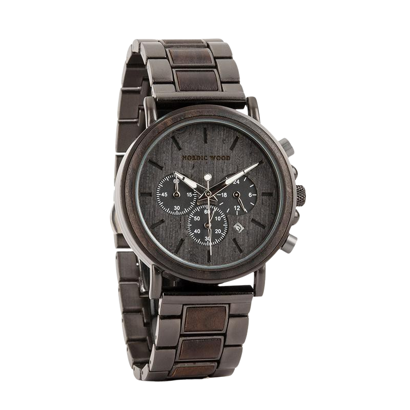 Men's Wooden Watch - <br/> The Tangra
