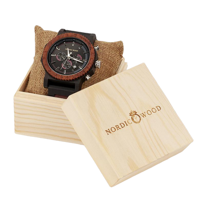 Original wood watch