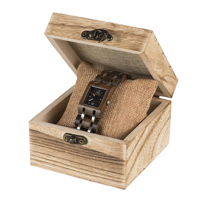 Woman wood watches