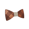 Bow Tie in Wood