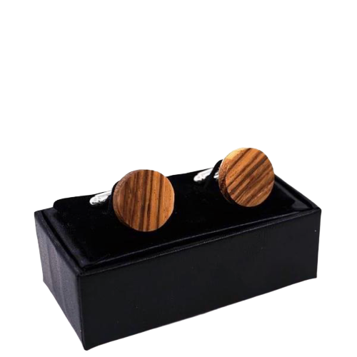 Light Brown Cufflinks