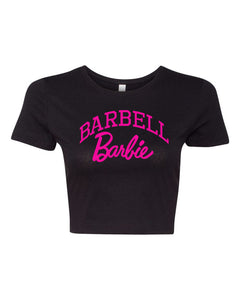 Barbell Barbie Baby Doll Crop