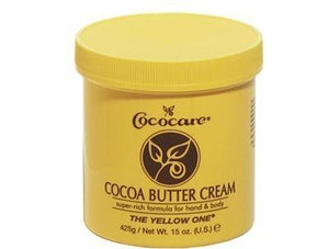Cococare Cocoa Butter Super Rich Formula Cream - 15 Oz