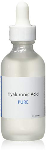 The Original Hyaluronic Acid Serum 100% Pure (4 OZ) - 2 Bottles of 2oz