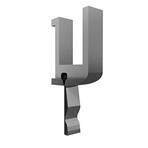 Ghent 2-Inch Maprail Hook with Clip (HKC2)