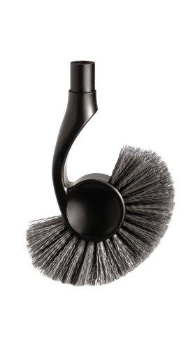 Simplehuman Toilet Brush Replacement Head, Black