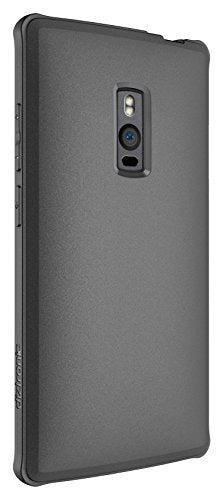 Diztronic Ultra TPU Case for OnePlus Two - Full Matte Chacoal Gray - (OP2-VOY-GRY)