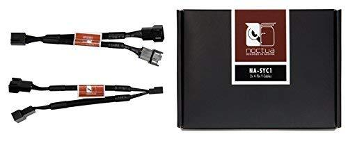 Noctua Na-Syc1 Accessory 4-Pin Y-Cables For Pwm Fans