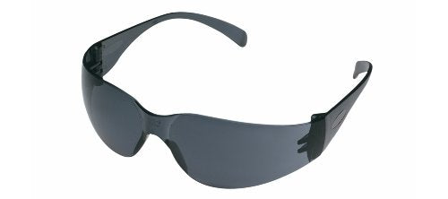 3M Outdoor Safety Eyewear, Black Frame, Gray Scratch Resistant Lenses (90552)
