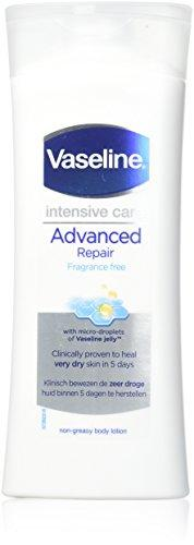 Vaseline Intensive Care Advanced Repair Fragrance Free Body Lotion 400 Ml Wit.