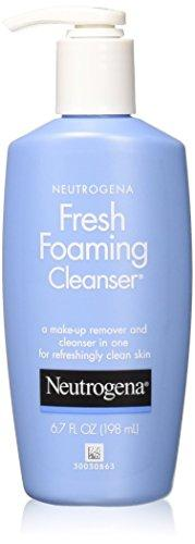 Neutrogena Fresh Foaming Cleanser 6.70 Oz (Pack Of 2)