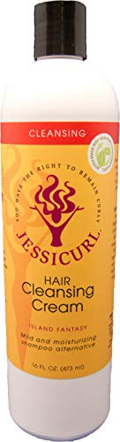 Jessicurl, Hair Cleansing Cream, NEW 16 oz. (Citrus Lavender)