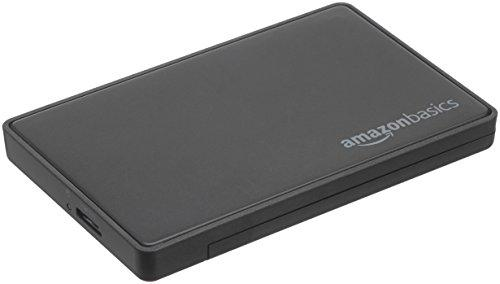 Amazonbasics 2.5-Inches Sata Hard Drive Enclosure - Usb 3.0