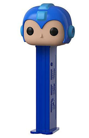 Funko 32632 Pop Pez: Mega Man, Multicolor